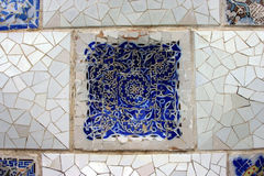 Beautiful colorful tiles detail Royalty Free Stock Images