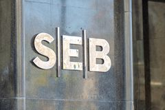 SEB bank stock image