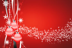 Beautiful colorful xmas background Royalty Free Stock Images