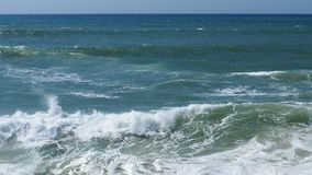 The beautiful colours of the sea in the Portuguese coast. Beautiful colour colours sea portuguese coast stock image