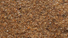 The beautiful colours of the sand on a Portuguese beach. Beautiful, landscape stock images
