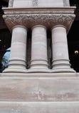 Beautiful columns design Royalty Free Stock Photo