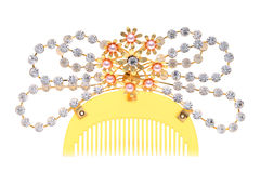Beautiful comb Royalty Free Stock Photos