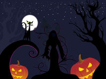 Beautiful concept for halloween Royalty Free Stock Photo