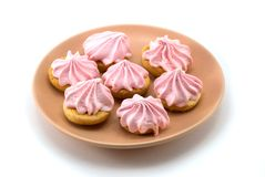 Beautiful Cookies Stock Photography
