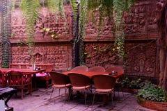 Beautiful corner in coffee shop. Beautiful corner in coffee shop, Thailand stock photos