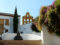 Beautiful corner of Cordoba Royalty Free Stock Image