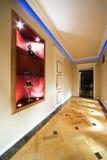 Beautiful corridor Stock Photography