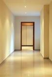 Beautiful corridor Stock Image
