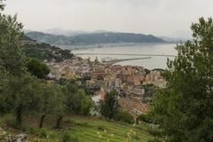The beautiful Costiera Amalfitana Stock Photos