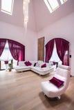 Beautiful cosy living room Stock Photos