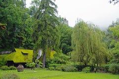 Beautiful cottage. Romania Royalty Free Stock Photos