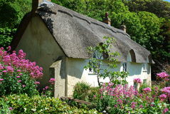 Beautiful cottage Royalty Free Stock Photography