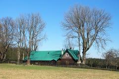 Beautiful cottage Royalty Free Stock Image