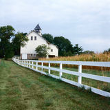 Beautiful country barn Royalty Free Stock Photo