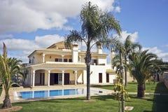 Beautiful countryhouse in Portugal. Beautiful countryhouse in the Algarve Portugal Stock Photography