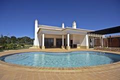 Beautiful countryhouse in Portugal. Beautiful countryhouse in the Algarve Portugal Stock Photos