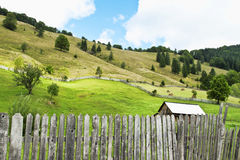 Beautiful Countryside Landscape Royalty Free Stock Photo