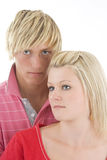 Beautiful couple. Royalty Free Stock Photos