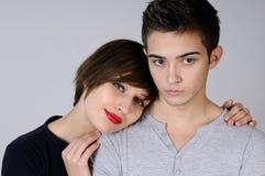 Beautiful couple Royalty Free Stock Photos