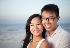 Beautiful couple Royalty Free Stock Image