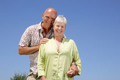 Beautiful couple Stock Photography