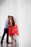 Beautiful couple Royalty Free Stock Photography