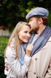 Beautiful couple stock photos