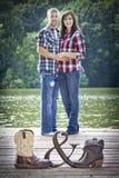Beautiful Couple Royalty Free Stock Photo