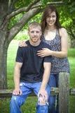 Beautiful Couple Royalty Free Stock Image