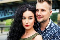 Free Beautiful Couple In Love Stock Image - 121070771