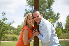Beautiful Couple Stock Photography