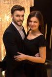 Beautiful couple. Stock Photo