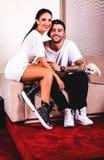 Beautiful couples Stock Photo