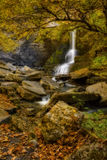 Beautiful Cow Sheds Waterfall Royalty Free Stock Photos
