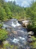 Beautiful creek stock photos