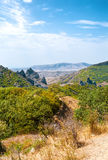 Beautiful Crimea landscape Stock Photos