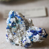 Beautiful cristals, minerals and stones Stock Photos