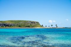 Abrolhos archipelago, south of Bahia, Brazil royalty free stock photography