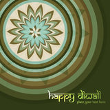 Beautiful Culture Art colorful diwali rangoli Royalty Free Stock Photos
