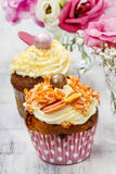 Beautiful cupcakes Royalty Free Stock Images