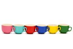 Beautiful Cups Stock Image