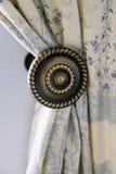 Beautiful curtain Royalty Free Stock Photography