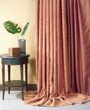 Beautiful curtain Royalty Free Stock Photography