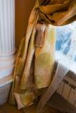 Beautiful curtain Stock Photo