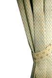 Beautiful curtain Royalty Free Stock Photos
