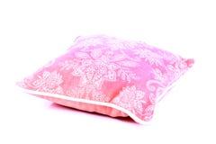 Beautiful cushion. Beautiful shot of cushion on white background royalty free stock images