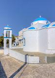 Theoskepasti chapel, Kimolos island, Cyclades, Greece Royalty Free Stock Photography