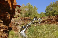Beautiful Dales Gorge Royalty Free Stock Image