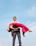 Beautiful dance Royalty Free Stock Photos